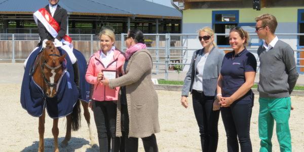 12-14. Mai – CDN-B* Wiener Landesmeisterschaften Ponies Dressur 2017