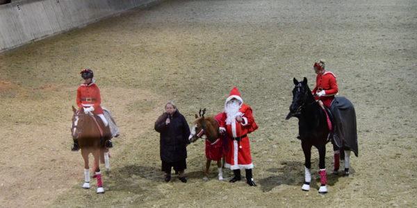 17. Dezember 2017 – Weihnachtsreiten